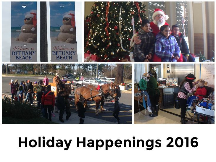 Holiday Happenings 2016