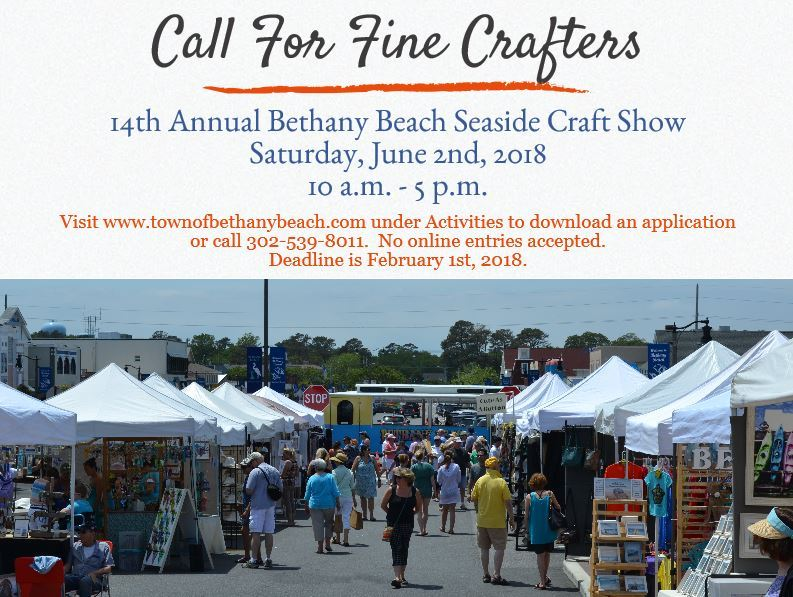 Call for Crafters