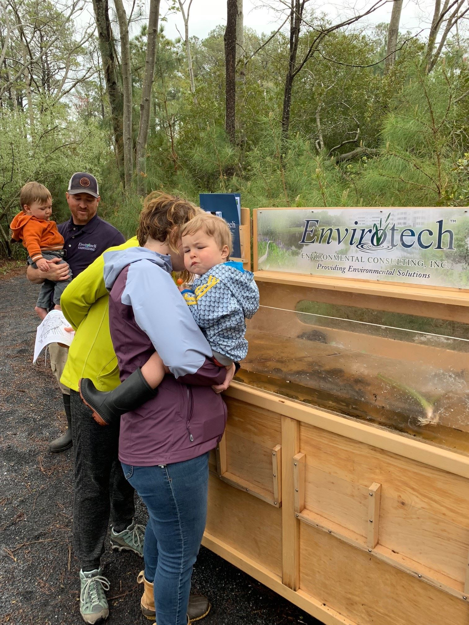 Envirotech at the Pond